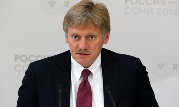 "Kremlin accuses West of ""whipping up hysteria"" over Russian war games"