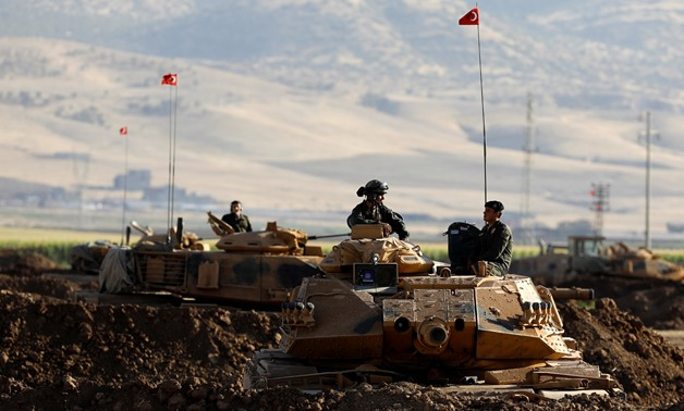 Turkey Extends Troops' Deployment In Iraq And Syria