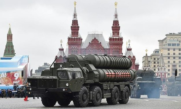 Kremlin says talks with Saudi Arabia on S-400 missile systems on track