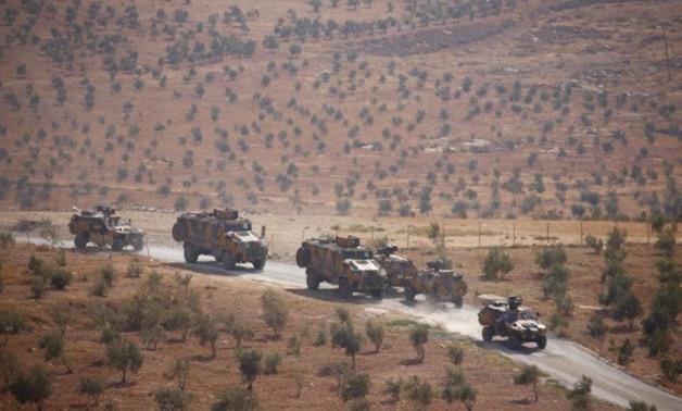 北シリアでトルコの結び目を解く
