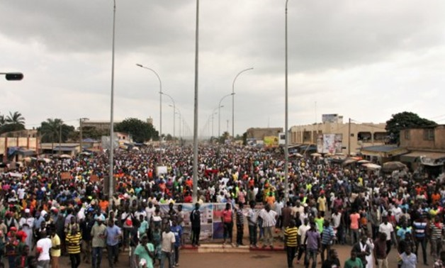 Several dead in Togo protest clashes with police