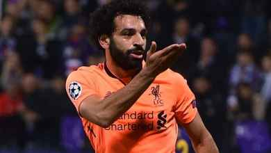 Mohamed Salah Champions League Player of the Week