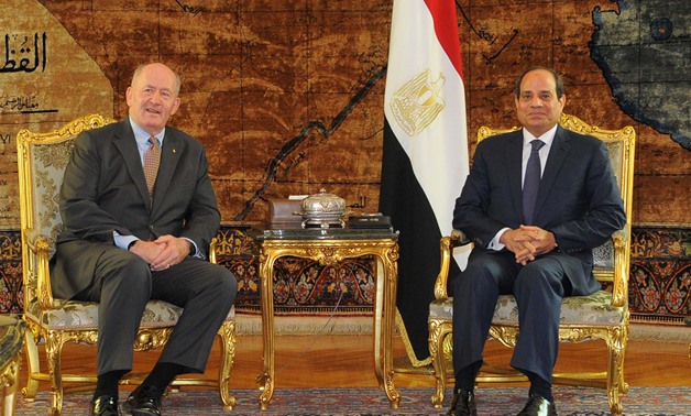 Gov-Gen of Australia: Our country stands with Egypt