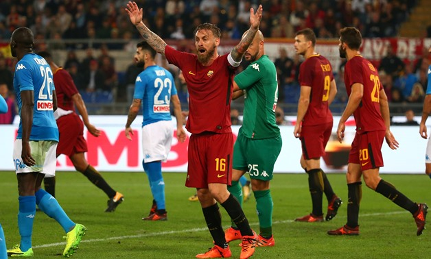 It would be a stain on my career: De Rossi