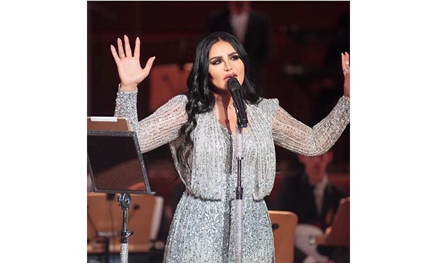 Ahlam excluded from 'The Voice' likely because of Qatar