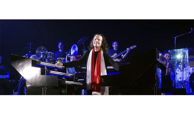 Legendary Greek composer Yanni to perform in Saudi Arabia