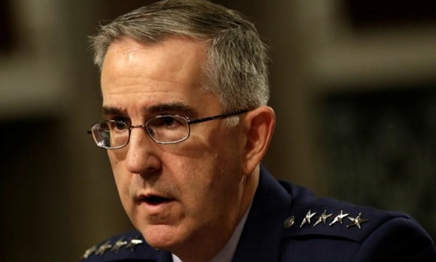 U.S. nuclear general, would resist 'illegal' Trump strike order