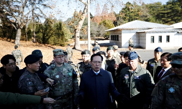 South Korea warns North not to repeat armistice violation