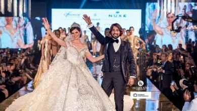 Hany El-Behairy creates Egypt's most expensive wedding dress