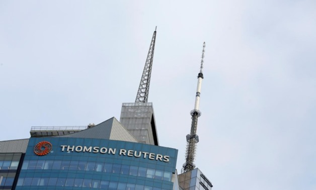 Blackstone bets big on Wall St  information business with