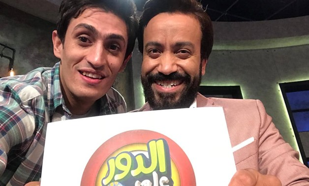Sameh Hussein introduces Arabic adaptation of 'Whose Line Is It
