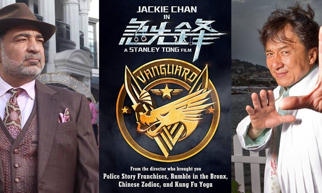 Egyptian star Badreya to co-star Jackie Chan in Vanguard