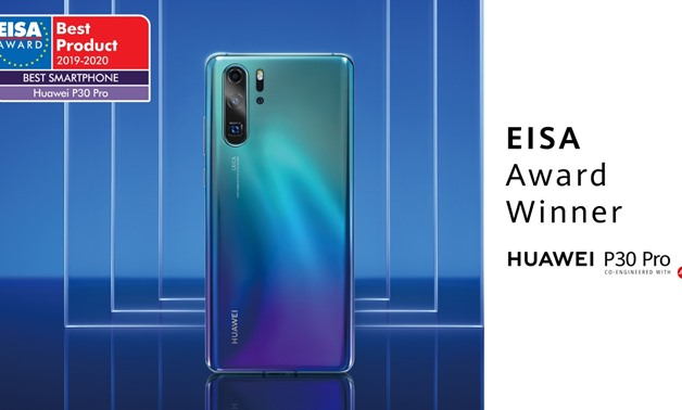 Huawei Wins EISA's 'Best Smartphone of the Year' Award for