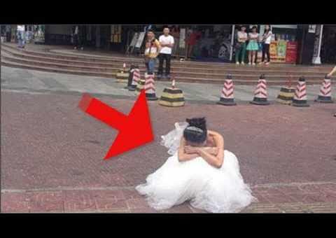 بالصور.. عريس يفضح خيانة عروسته في حفل زفافهما أمام الجميع !! ... إليكم التفاصيل