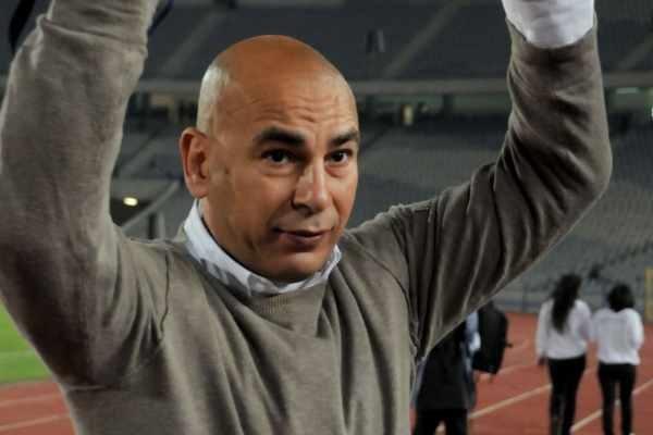 حسام حسن يستقيل من تدريب المصري البورسعيدي