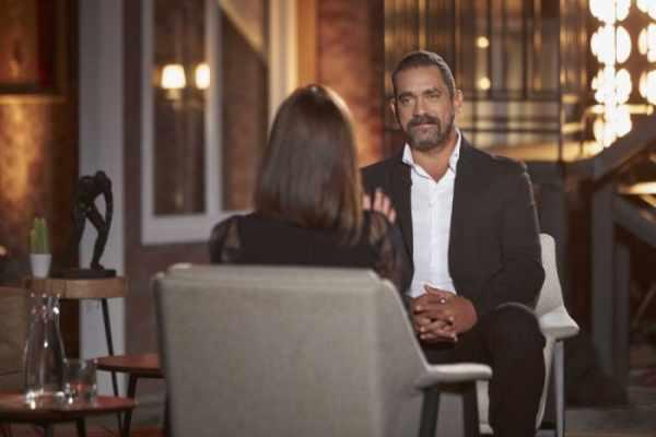 """أمير كرارة يعترف لأول مرة بمشاكله مع زوجته والموقف الذي """"أخجله"""" من ابنه؟!! .. بالفيديو والصور"""