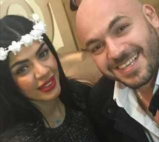 نجل طلعت زكريا يحتفل بزفافه وإطلالة عروسته تثير الجدل بالصور