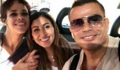 مفاجأة - هل تعرفون أن دينا الشربيني من عُمر ابنة عمرو دياب؟! خمنوا كم الفارق بينهما