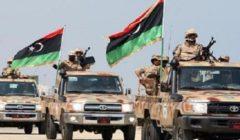 الجيش الليبي يتعهد بسحق أتباع تركيا وقطر من الجماعات الإرهابية