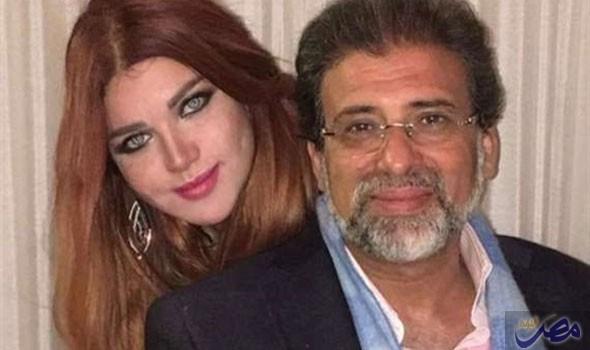 """ياسمين الخطيب تستفز خالد يوسف بتأكيد """"عشقها للمعارك"""" !! .. إليكم التفاصيل"""