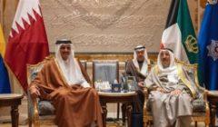 تميم في الكويت.. الشيخ الصباح يستأنف جهوده لإنهاء أزمة المقاطعة