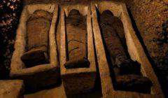عاجل - اكتشاف مقابر تحوي 40 مومياء في في مصر - إليكم التفاصيل