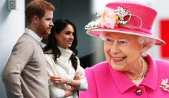 هدية ثمينة من الملكة إليزابيث تلقاها الأمير هاري وميغان ماركل - خمنوا ما هي؟