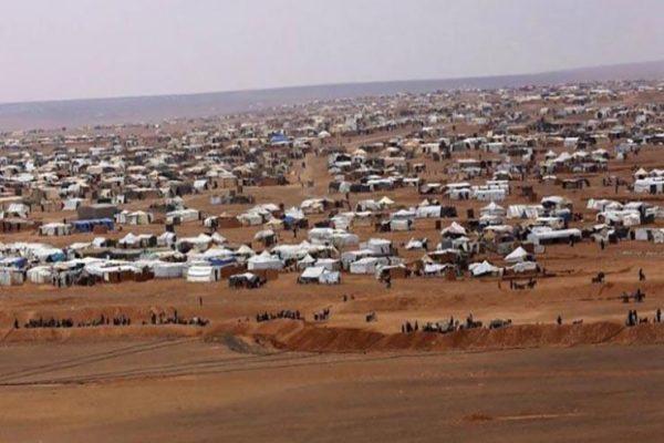 موسكو تحث واشنطن على الدخول في محادثات لإزالة مخيم الركبان في سوريا