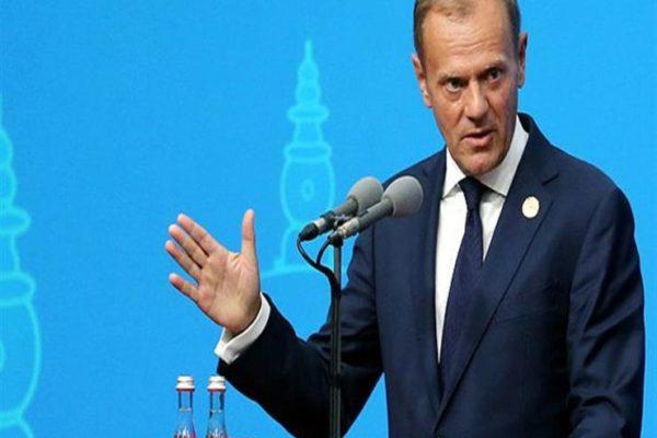 توسك يدعو لعقد اجتماع طارئ للمجلس الأوروبي حول البريكست في 10 أبريل