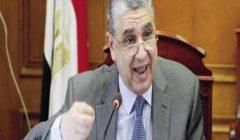 وزير الكهرباء: وصلنا خط الربط مع السودان.. ويتبقى تجارب التشغيل