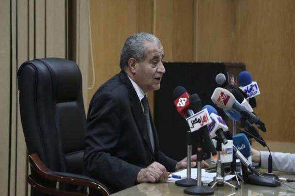 وزير التموين: إقامة معرضين رئيسيين من أهلا رمضان بالجيزة والإسكندرية