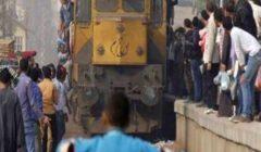 أدخنة وعطل.. السكك الحديدية تصدر بيانًا بشأن تأخر قطار منوف