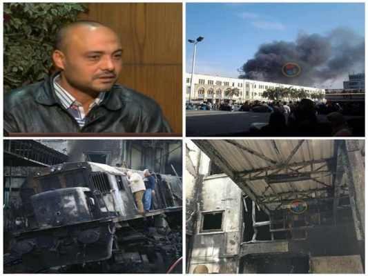 """""""خناقة ونيران وضحايا"""".. رحلة سائق """"جرار 2302"""" من محطة مصر إلى الحبس"""