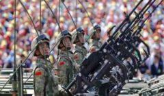 الجيش الصيني يتأهب بعد إبحار سفينتين أمريكيتين عبر مضيق تايوان