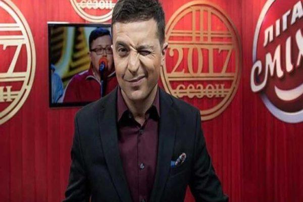 ممثل كوميدي يتقدم في انتخابات الرئاسة الأوكرانية بـ30 بالمئة من الأصوات