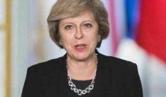 """قناة بريطانية: ماي تعِد بالاستقالة حال التصويت لخطتها بشأن """"بريكست"""""""