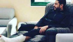 بعد إصابته وخضوعه لجراحة.. ماذا طلب محمد حماقي قبل دخوله غرفة العمليات؟!