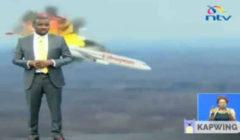 بالفيديو.. مزحة ثقيلة لمذيع تلفزيوني بشأن الطائرة الإثيوبية تجبر القناة على الاعتذار !!! .. شاهد