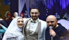 العسيلي يحقق حلم إحدى معجباته بالغناء في حفل زفافها