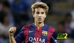 رسميًا : سامبر يفسخ تعاقده مع برشلونة
