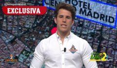 اليكس سيلفستر : يكشف عن سبب إجتماع ريال مدريد مع رمضاني
