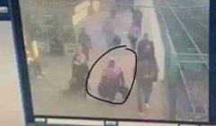 بعد ظهورها في فيديو حريق القطار.. شقيقها تلقى العزاء ولكن ماحدث مفاجأة ! - إليكم التفاصيل بالصور