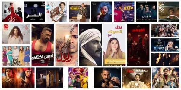 ثنائيات في الحقيقة والتمثيل .. تعرف على نجوم دراما رمضان 2019 قبل بدء الموسم بالصور