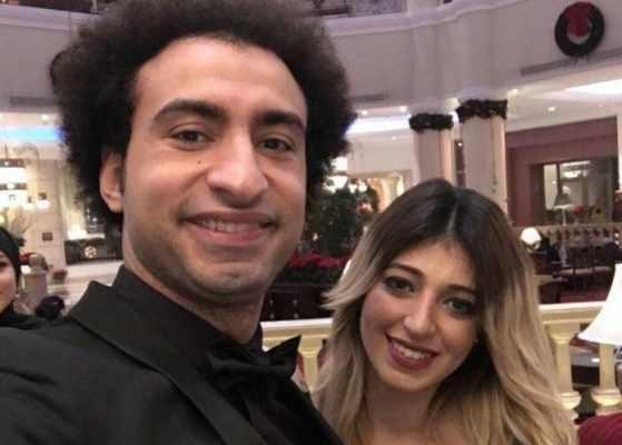 "علي ربيع يتجاهل اتهامات زوجته بطرده لها بـ""فيديو"" على حسابه بـ""انستغرام"" !!"