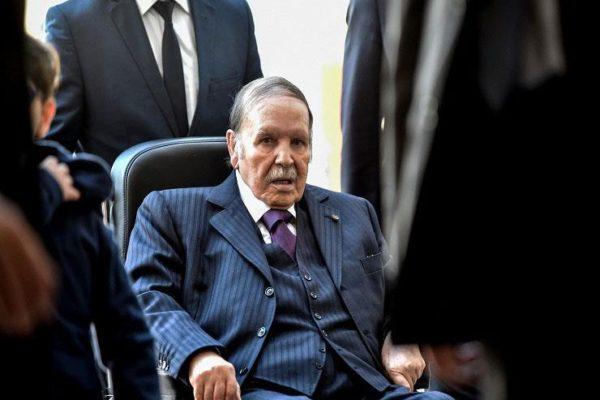 رسميا.. استقالة رئيس الجزائر عبد العزيز بوتفليقة