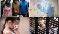 """الجريمة في أسبوع: """"طفلة المصحف وإعدام قاتل طفليه وانتقام امرأة"""""""