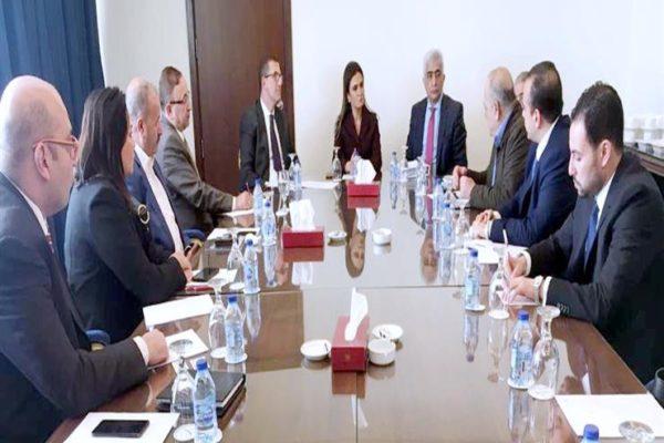 وزيرة الاستثمار تدعو الشركات الأردنية لزيادة استثماراتها في مصر