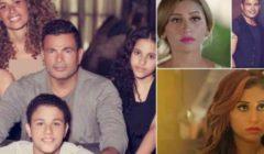مفاجأة غير متوقعة... إنفصال عمرو دياب ودينا الشربيني… ماذا حدث بينهما؟!!