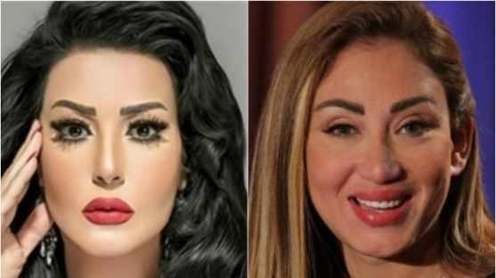 """بالفيديو- ريهام سعيد في تصريح صادم لسمية الخشاب بعد طلاقها من أحمد سعد: """"كما تدين تدان"""" !!!"""