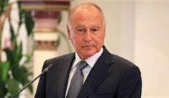 أبو الغيط: القضية الفلسطينية تمر بظرف غاية في الدقة